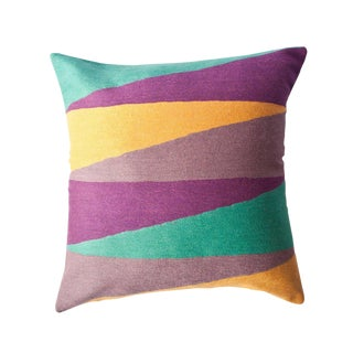 Zimbabwe Landscape Summer Pillow For Sale