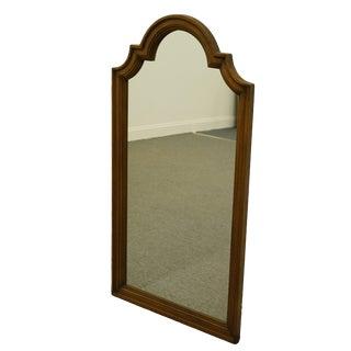 Century Furniture English Tudor Style Dresser / Wall Mirror For Sale