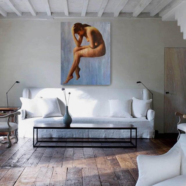 'Duo Milia Annorum Seu Instar Puncti' Painting - Image 4 of 10