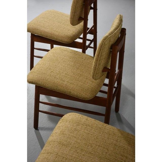 Gold 1952 Vintage Greta Grossman Model 6260 Chairs - Set of 4 For Sale - Image 8 of 10