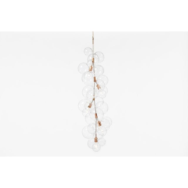 Pelle X-Tall Bubble Chandelier For Sale In New York - Image 6 of 6