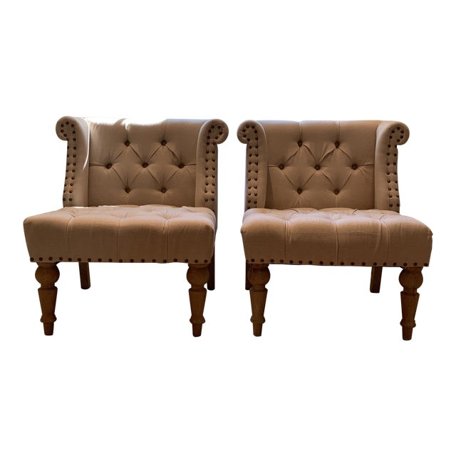 Lillian August Townsend Chairs - A Pair For Sale