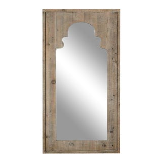 Kenneth Ludwig Marsaille Wooden Mirror For Sale