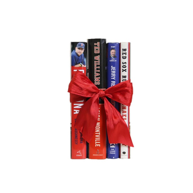 Contemporary All About the Red Sox Gift Set, (S/4) For Sale - Image 3 of 3