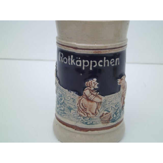 Antique German Childrens Steins - Set of 3 - Image 9 of 11