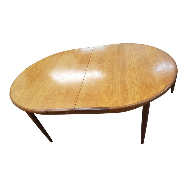 Mid Century Modern G Plan Dining Table For Sale