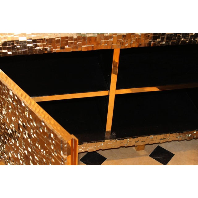 Contemporary Kam Tin - Pyrite Sideboard For Sale - Image 3 of 5
