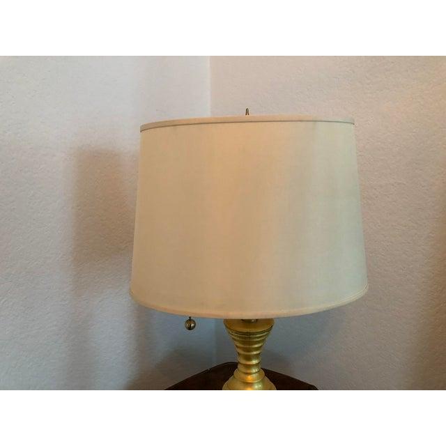 Schumacher hwang bishop silk lamp shade chairish schumacher hwang bishop silk lamp shade image 3 of 6 aloadofball Images