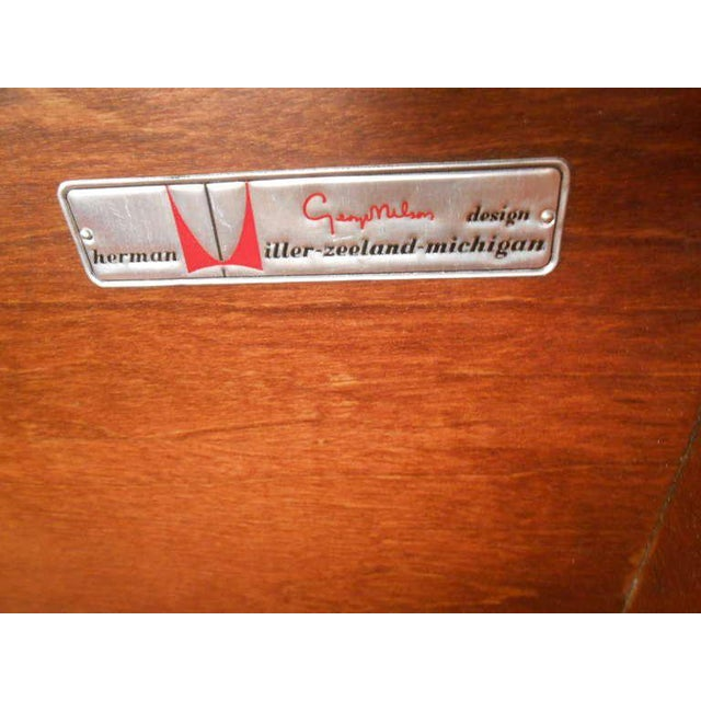 George Nelson for Herman Miller Mid Century Modern Coffee Table For Sale - Image 5 of 7