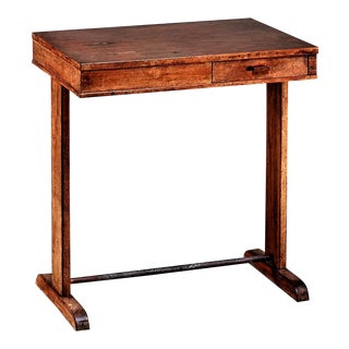 Peder Moos Desk or Side Table, Denmark, 1930s, signed For Sale