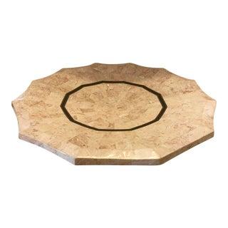 Large Tessellated Stone Bowl