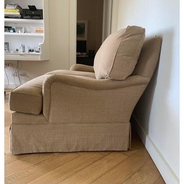 Bridgewater Arm Sofa For Sale - Image 4 of 5
