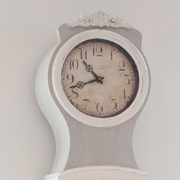 Reproduction Swedish Mora Clock For Sale - Image 4 of 9