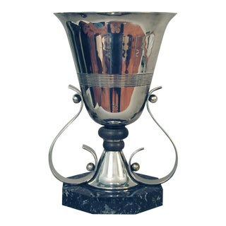 1920s French Art Deco Era Table-Torchiere Lamp For Sale