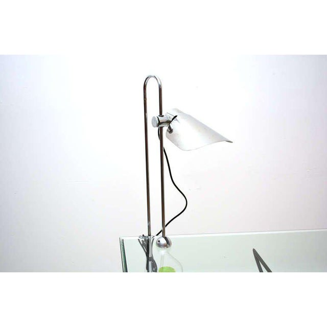 Mid-Century Modern Mid-Century Modern Counterbalance Desk Lamp Attributed to Gae Aulenti For Sale - Image 3 of 10