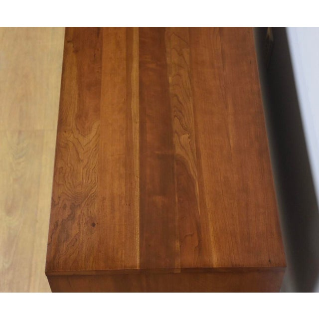 Brown Solid Cherry Credenza by Kipp Stewart and Stewart MacDougall For Sale - Image 8 of 11