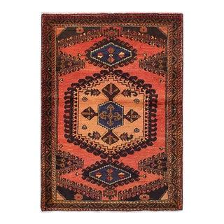 Tinoush Persian Wiss Wool Rug - 3′8″ × 5′3″