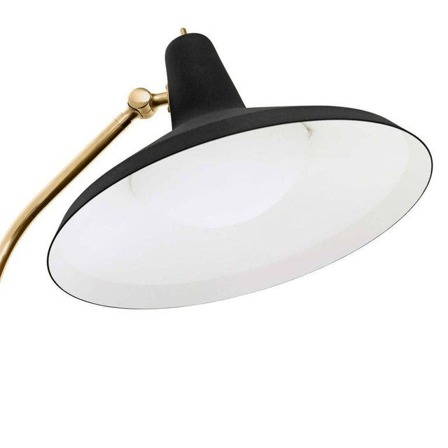 Greta Magnusson Grossman 'G-10' Floor Lamp. Designed in 1950 by Grossman, this is an authorized re-edition by GUBI of...