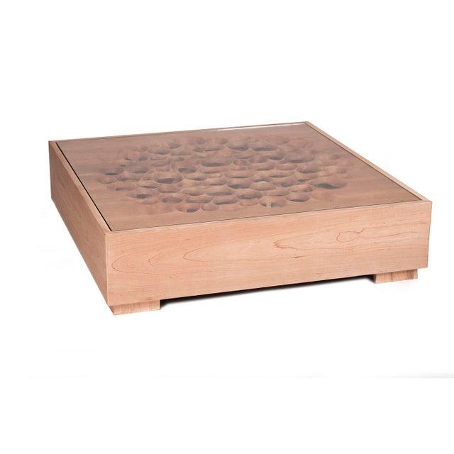 Amorph Custom Loop Coffee Table For Sale - Image 4 of 6