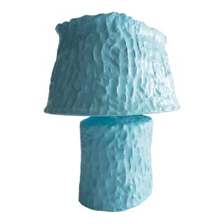 """A Blue Lamp"" For Sale"