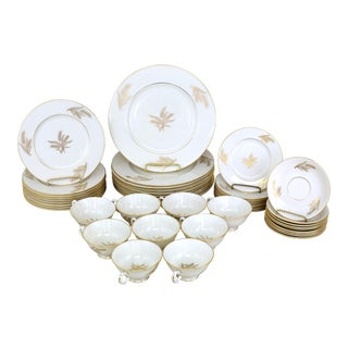 Lenox Harvest China Dishes - Service for 8 For Sale