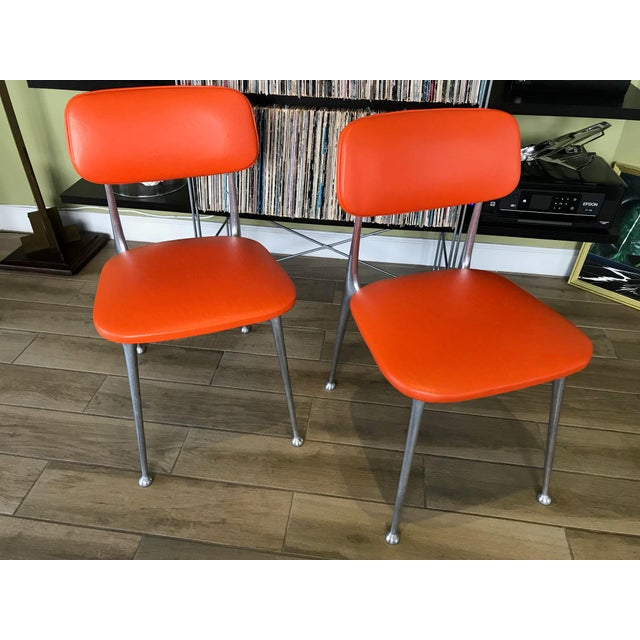 This is a really nice Pair of Fabulous Gazelle Chairs manufactured by Lion Brand in Yugoslavia in the early 1960s. They...