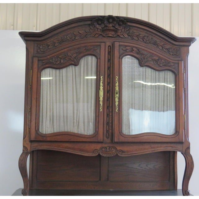 Louis XV Louis XV Style Normandy Cupboard For Sale - Image 3 of 13