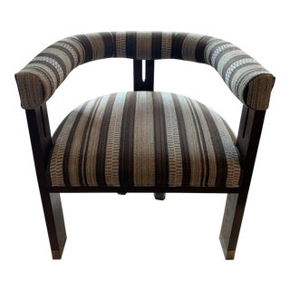 Modern Hickory Chair George Occasional Chair For Sale