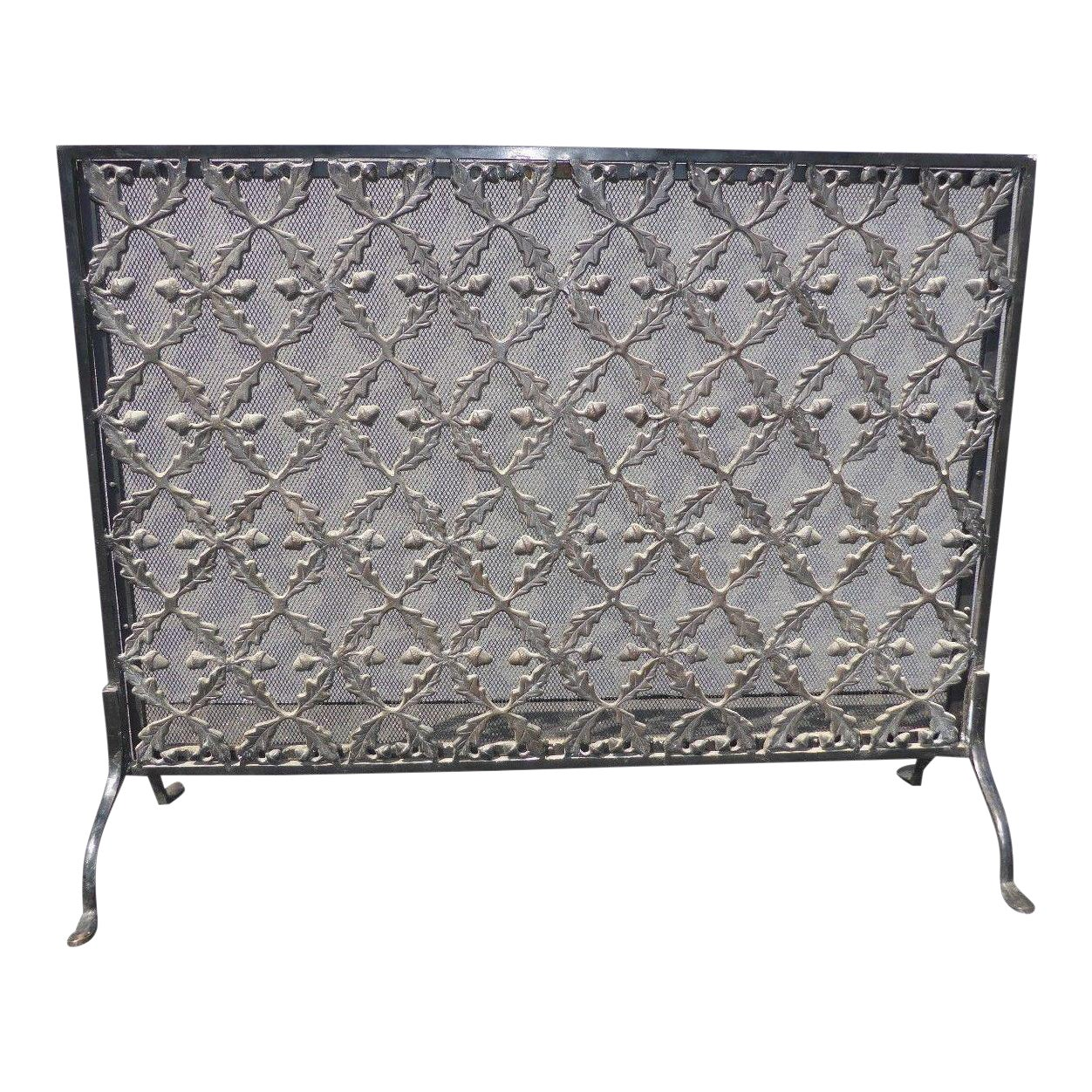guard screen express spark northline x iron pilgrim vintage fireplace