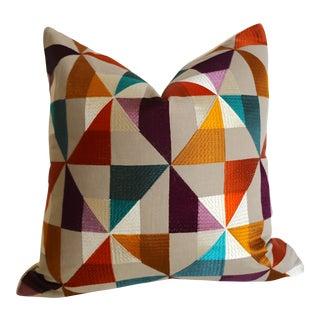 Osborne & Little Bussana Pillow Cover: 20x20 For Sale