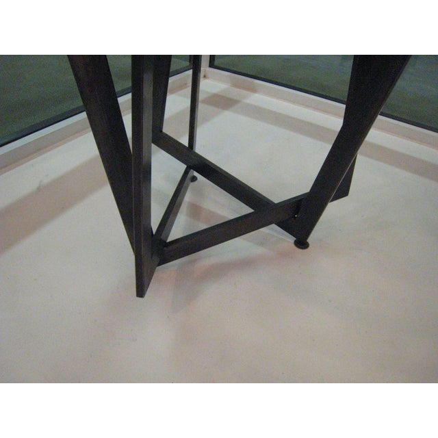 """Early 20th Century Italian """"Soqquadro"""" Center Table For Sale - Image 5 of 6"""