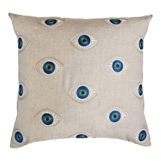 Evil Eye Accent Pillow
