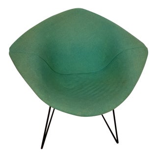 1960s Vintage Genuine Bertoia Diamond Chair For Sale