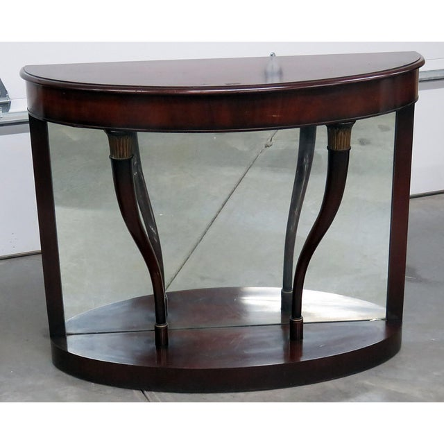 20th Century Regency Style Pier Tables - a Pair For Sale - Image 4 of 8