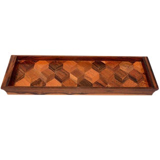 Don Shoemaker Service Tray For Sale