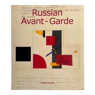""" Russian Avant - Garde "" Vintage Modernist Painting Collector's Survey Art Book For Sale"