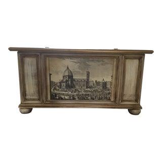1990s Renaissance Period Reproduction Chest/Trunk For Sale
