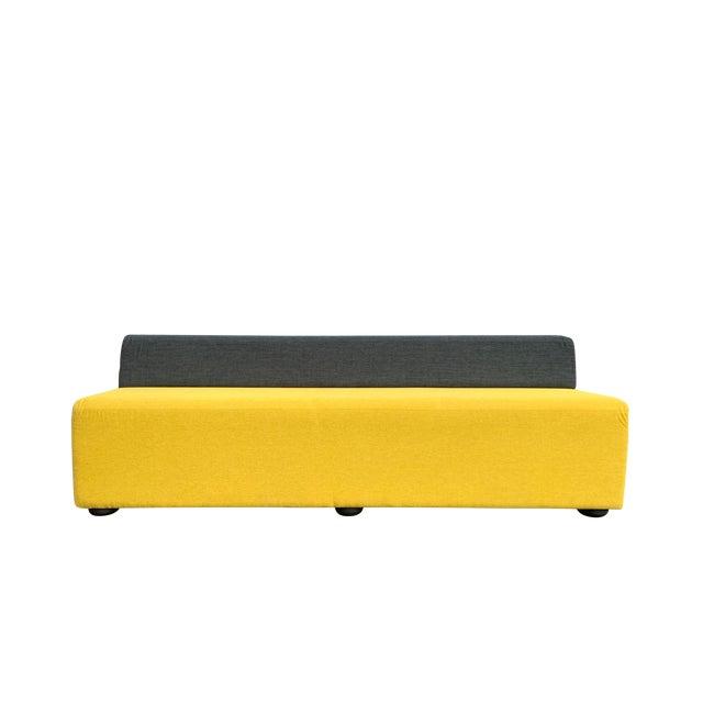 Knoll Armless Sofa For Sale