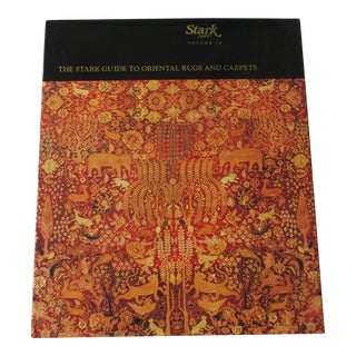 Stark: The Stark Guide to Oriental Rugs & Carpets Vol. 4 Book For Sale