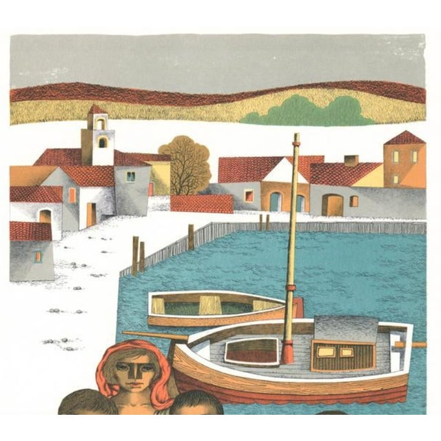 Jorge Dumas (born Uruguay 1928-1985) Festejo, 1970s Lithograph, from Artist's proof edition of 35 Several available.