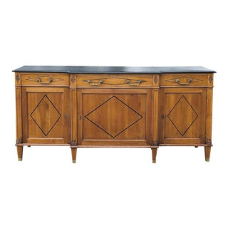 Buffet, Early 19th Century French Directoire in Fruitwood For Sale