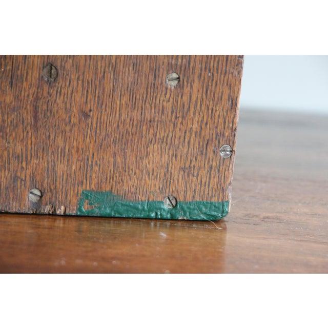 Brown Vintage Dynamite Detonator For Sale - Image 8 of 11