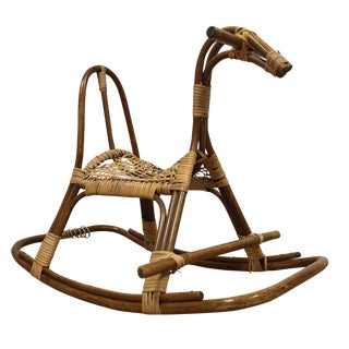 Swedish Rocking Horse For Sale
