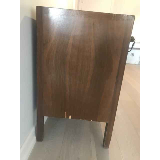 Danish Modern Danish Modern Walnut Sideboard Credenza For Sale - Image 3 of 6