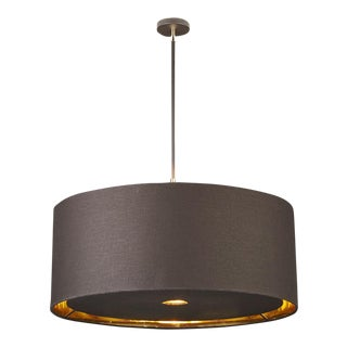 Balance Brown/Polished Brass Extra Large Pendant