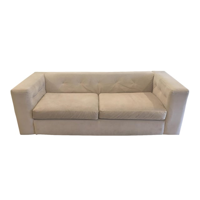 West Elm Modern Sofa - Image 1 of 5