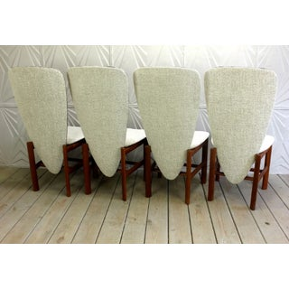 1960s Mid-Century Modern Skovby Teak Dining Chairs - Set of 4 Preview