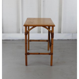 Heywood-Wakefield Ashcraft Side Table 111a Preview