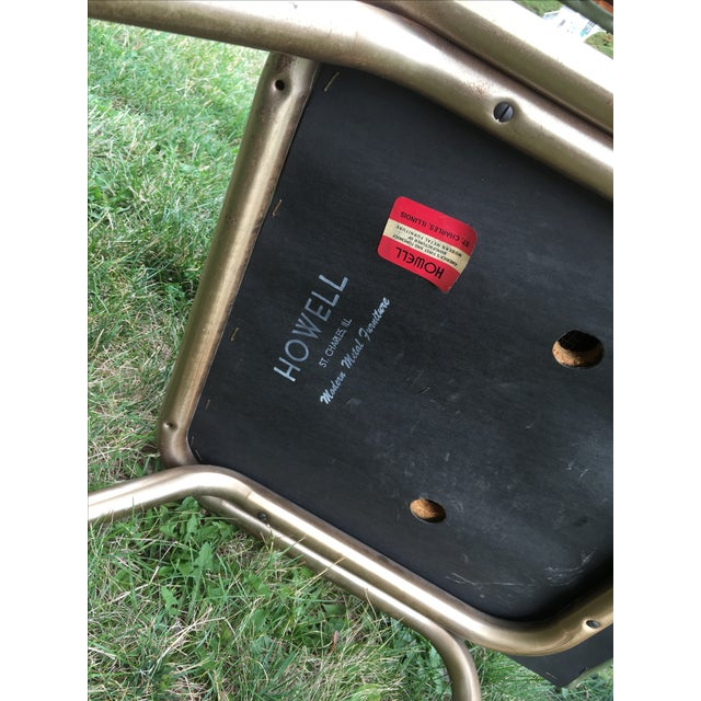 Mid Century Modern Howell Office Chair For Sale - Image 5 of 5