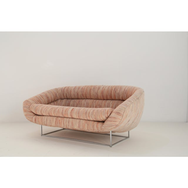 Sofa Milo Baughman For Sale - Image 6 of 7